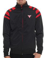 NBA, MLB, NFL Gear - Chicago Bulls Carmichael Track Jacket