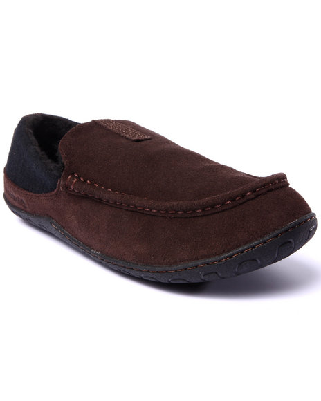 Timberland - Men Brown Kick Around Low Moc Shoes