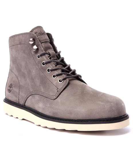 Timberland - Men Grey New Market Wedge Boots