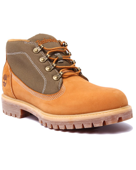 Timberland - Men Wheat Timberland Icon Campsite Boots