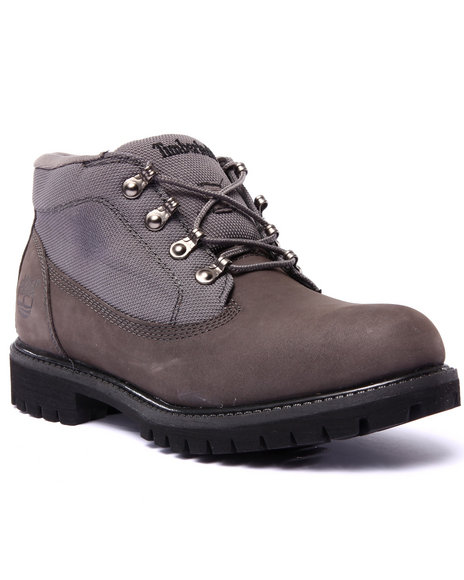Timberland - Men Grey Timberland Icon Campsite Boots