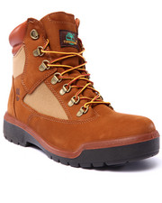 "Footwear - Timberland Icon ""Sesame Chicken"" 6"" Field Boots"