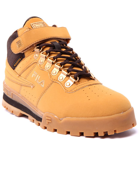 Fila - Men Tan F-13 Weather Tech Boot