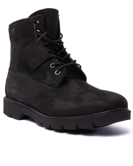 Timberland - Men Black 6-Inch Classic Boot