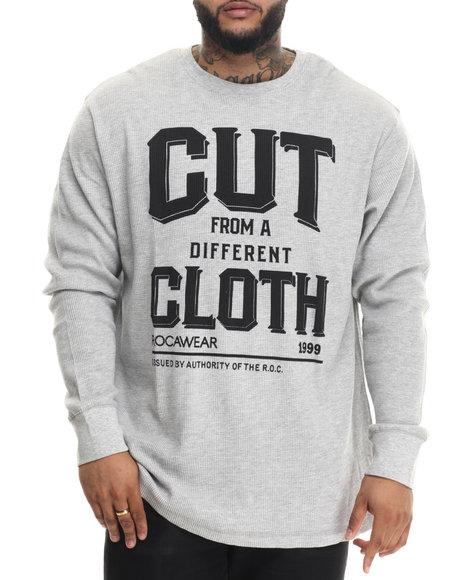 Rocawear - Men Grey Cloth L/S Thermal (B&T)
