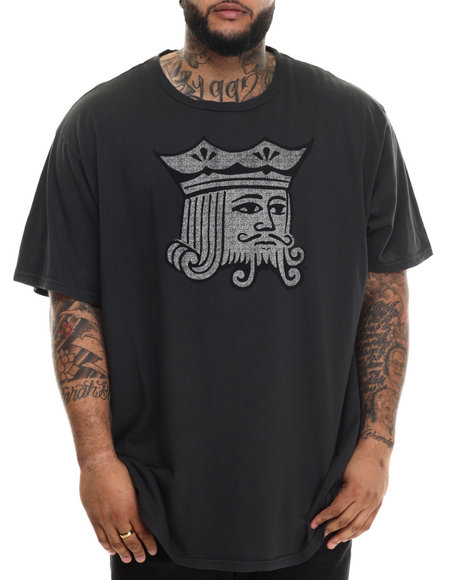 Jacks & Jokers Black T-Shirts