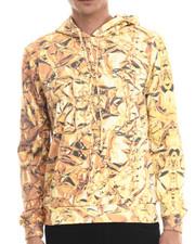 Hoodies - Liquid Gold Pullover Hoodie