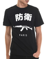 T-Shirts - Defend Paris Signature Japanese S/S Tee