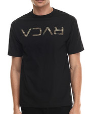 The Skate Shop - Flipped RVCA Camo Tee