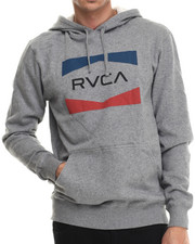 The Skate Shop - RVCA Nation Fleece Pullover Hoodie
