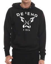 Men - Defend Paris Hoodie