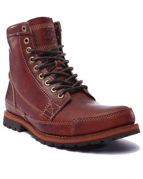 Timberland - Men Red,Brown Earthkeepers Originals 6