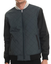 RVCA - Killing Moon Diamond Quilted Jacket