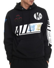 Hoodies - All Kings Pullover Hoodie