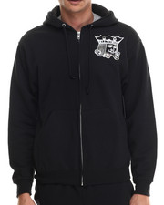 Hoodies - King Zip-Up Hoodie