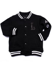 Boys - 47TH WARD STARTER FLEECE JACKET (2T-4T)