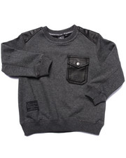 Boys - SURPLUS CREW NECK SWEATSHIRT (2T-4T)