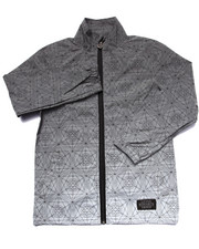 Boys - TEKNITIAN REFLECTIVE WINDBREAKER (8-20)