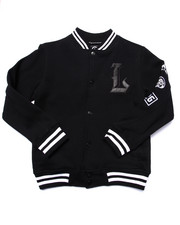 Boys - 47TH WARD STARTER FLEECE JACKET (8-20)