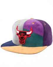 Men - Chicago Bulls 2 HWC The Craze Cut & Sew Snapback