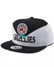 Men - Vancouver Grizzlies Amplify Diamond Cut & Sew Snapback Hat