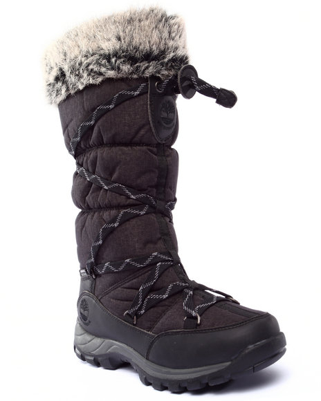 Timberland - Women Black Chillberg Waterproof Insulated Boots