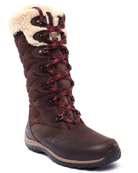 Timberland - Women Brown Timberland Earthkeepers Willowood Waterproof Boots