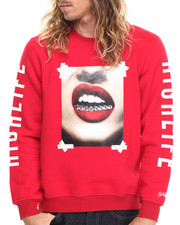 Men - Diamond Grills Crewneck Sweatshirt