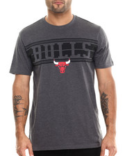 Men - Chicago Bulls 5 Borough S/S Tee