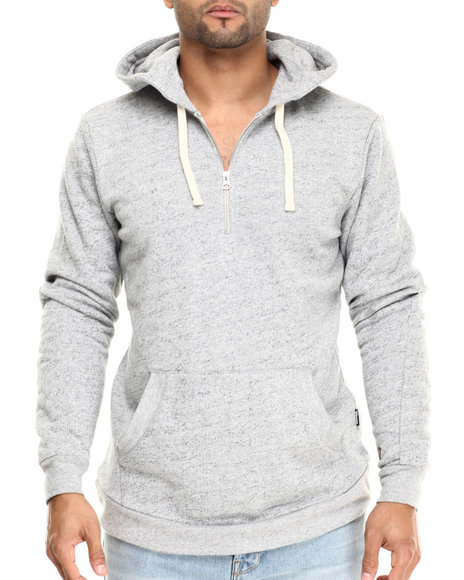 Diamond Supply Co Grey Hoodies