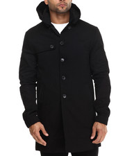 Men - Diamond Trench Coat