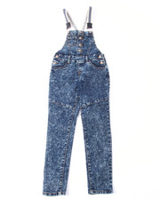 Girls - 80'S ACID SKINNY OVERALL (7-16)