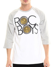Men - Roc Boys Raglan Tee