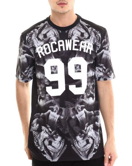 Rocawear - Men Black Shades Tee