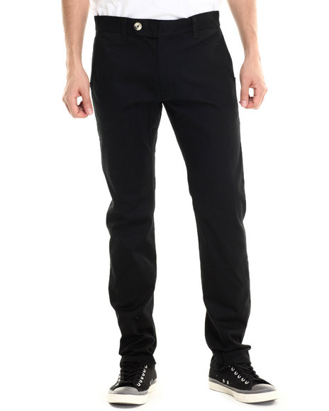 Diamond Supply Co Black Pants