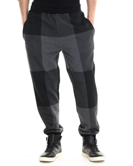Rocawear - Men Grey Lumberjack Pants