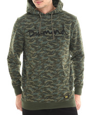 Diamond Supply Co - Tonal Camo Pullover Hoodie