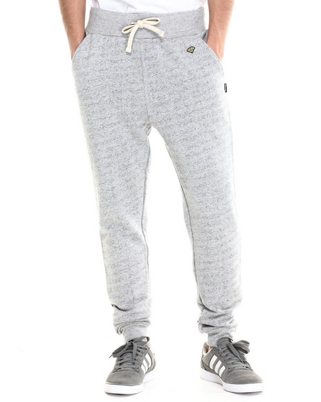 Diamond Supply Co - Men Grey Carat Sweatpants