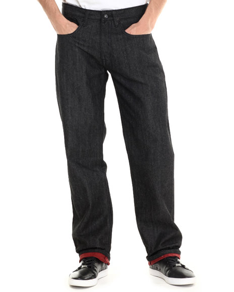 Rocawear - Men Red,Raw Wash Lifetime Jeans