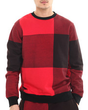 Men - Lumberjack Crew Sweatshirt