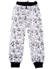 Bottoms - ALL OVER PRINT JOGGERS (7-16)