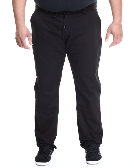 Lrg - Men Black Research Collection Chino Pant (B&T)