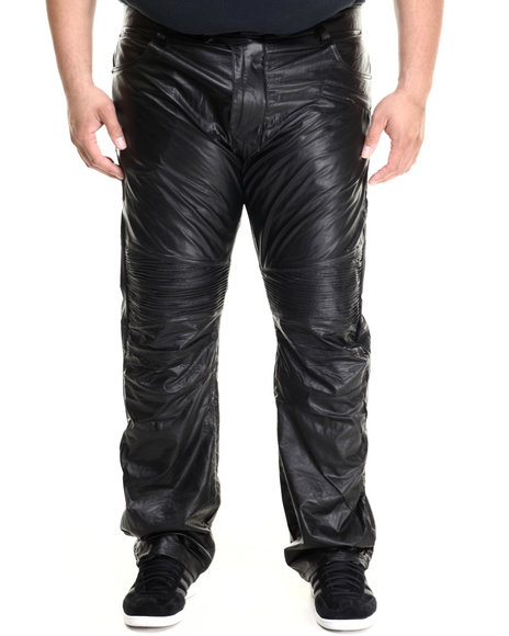Eight 732 - Men Black Stash House Denim Jeans (B&T)