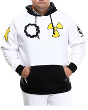 Hoodies - Caution Hoody (B&T)