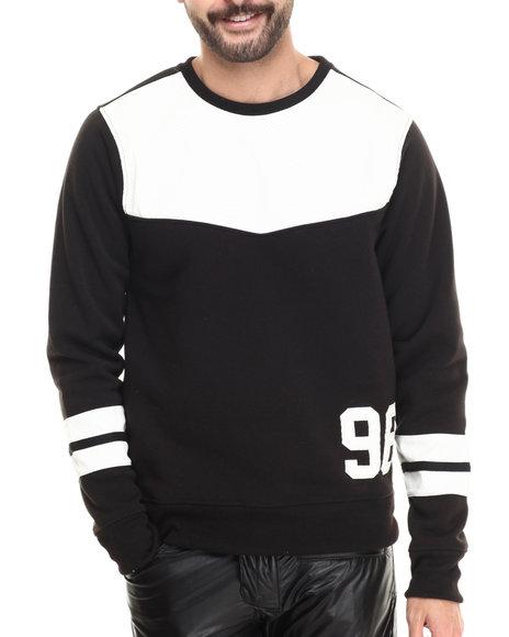 Enyce - Men Black Grime Sweatshirt - $35.99