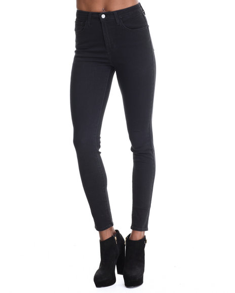 Levi's - Women Black High Rise Legging