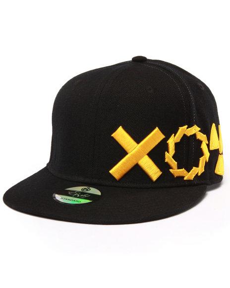 Eight 732 Men Caution Hat Black - $40.00