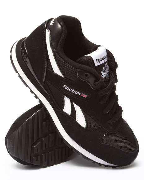 Reebok - Boys Black Gl 2620 Sneakers (11-3)