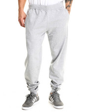 Basic Essentials - Harem Fleece Joggers