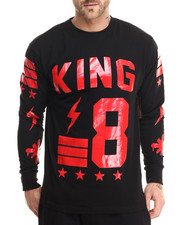 Basic Essentials - King's Court L/S Tee